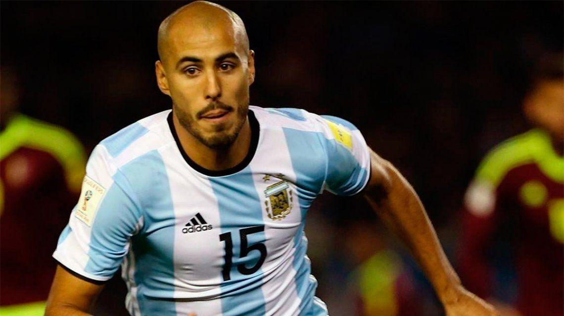 Guido Pizarro es el elegido para reemplazar al lesionado Palacios en la Selección argentina