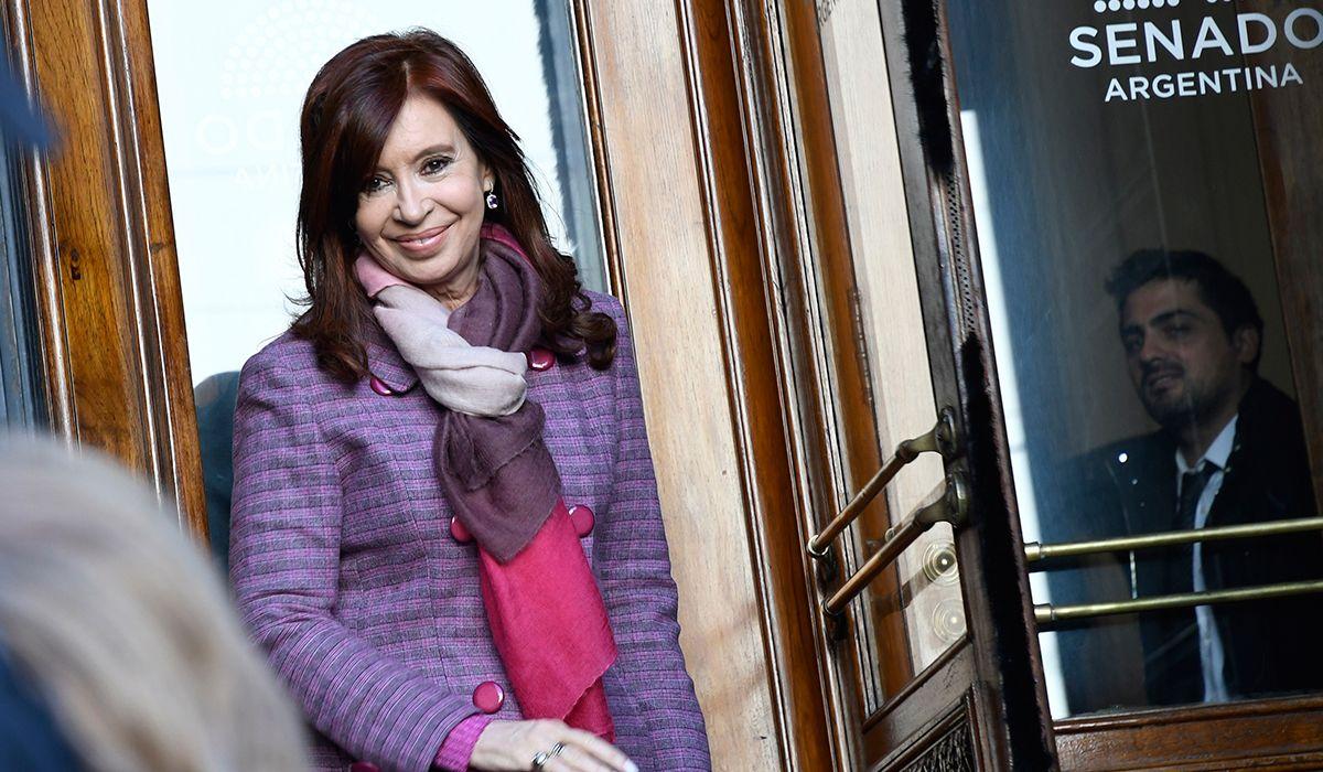 Con la presencia de Cristina, concluyó la cuarta jornada del juicio por la obra pública