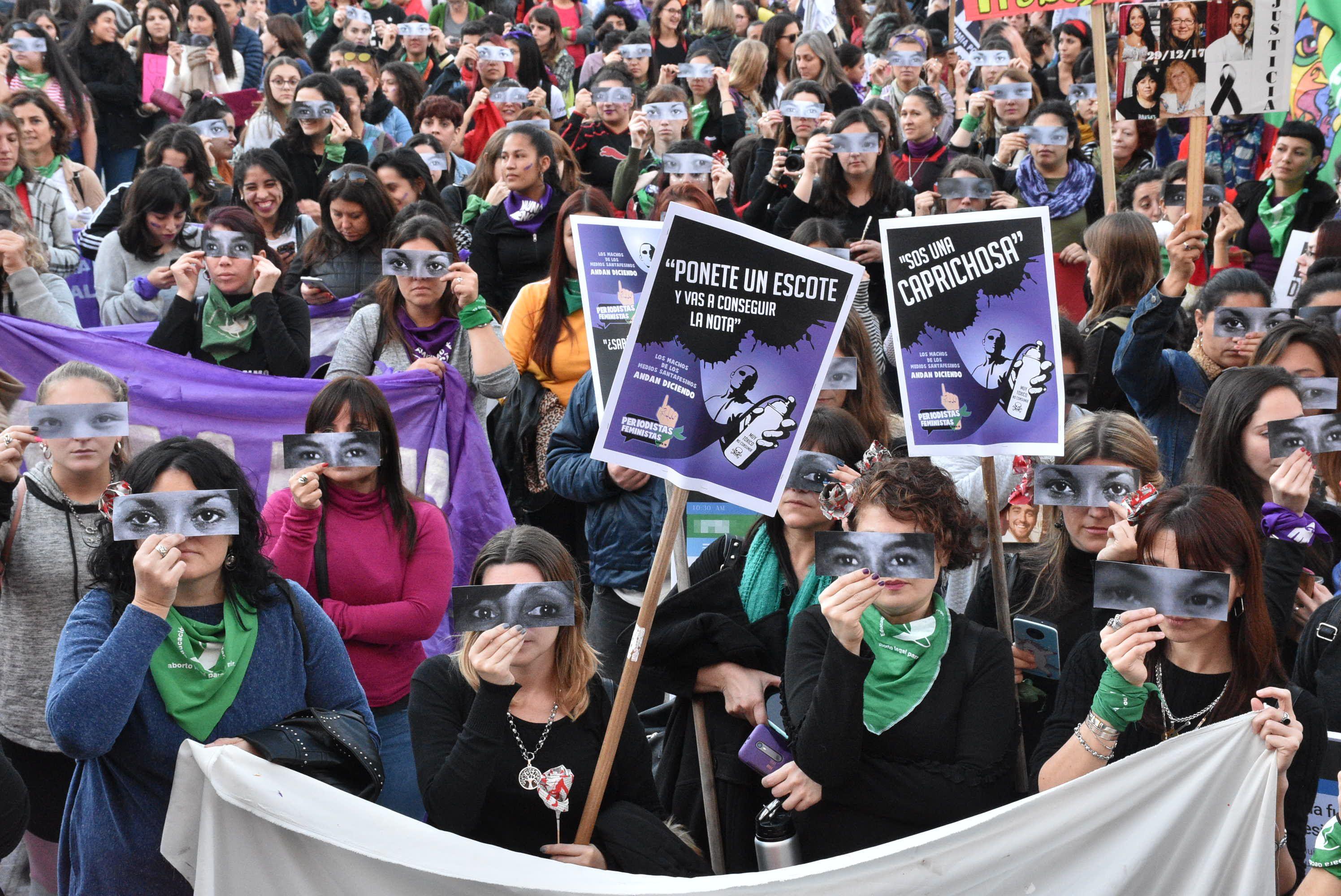 El Gobierno registró 216 femicidios en lo que va de 2019