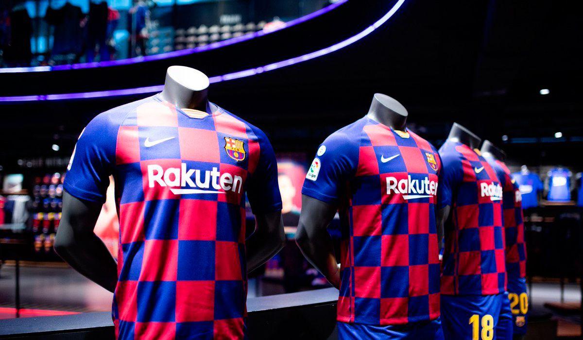 La nueva camiseta del Barcelona y un cambio histórico que generó muchas críticas