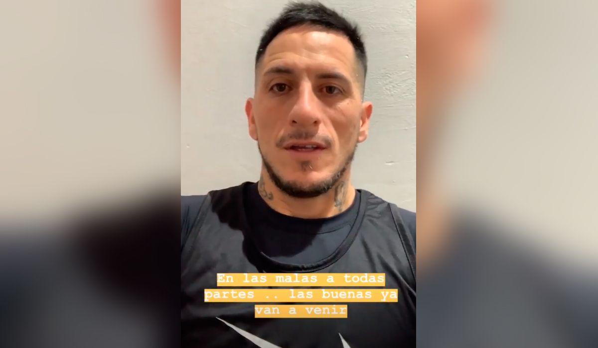 Migliore se cansó y grabó un video sin filtro contra los ex jugadores que critican a Boca