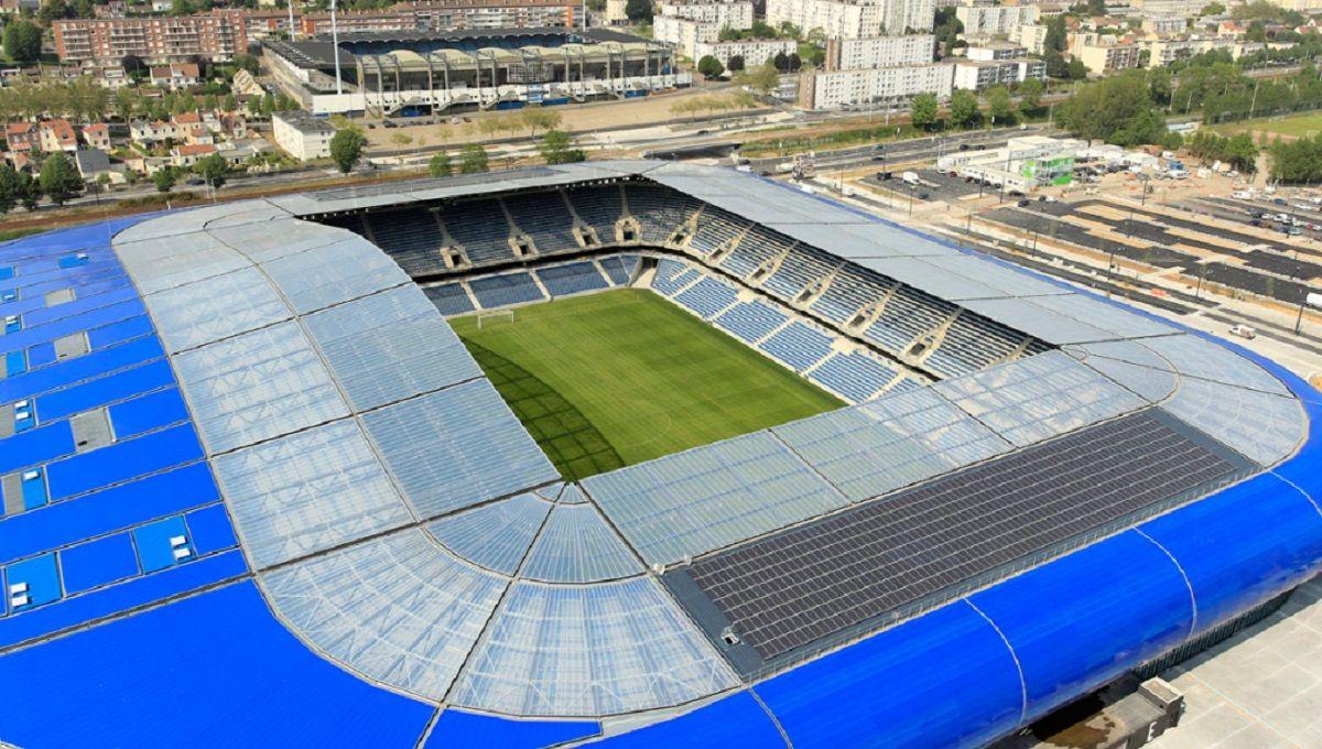 ElStade Océane será el escenario para el duelo entre Inglaterra y Argentina