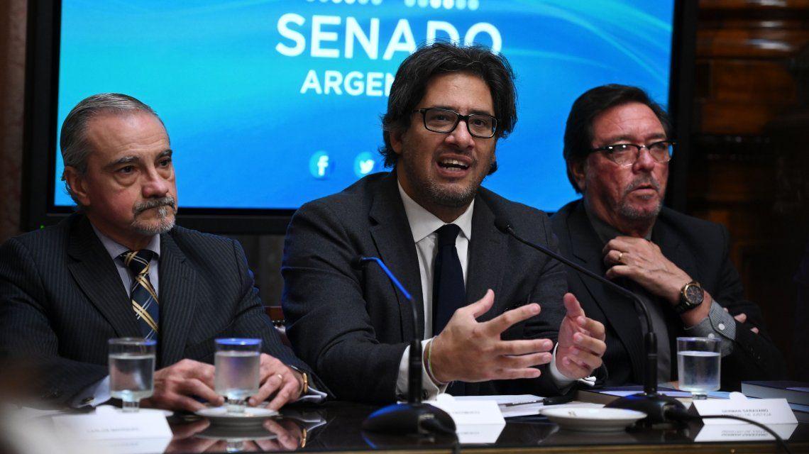 Garavano presentó el nuevo Código Penal y llamó a un debate plural