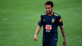 Tras la denuncia por violación, Neymar podría perderse la Copa América