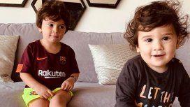 Inesperado: Messi confesó que su hijo Mateo grita los goles del Real Madrid