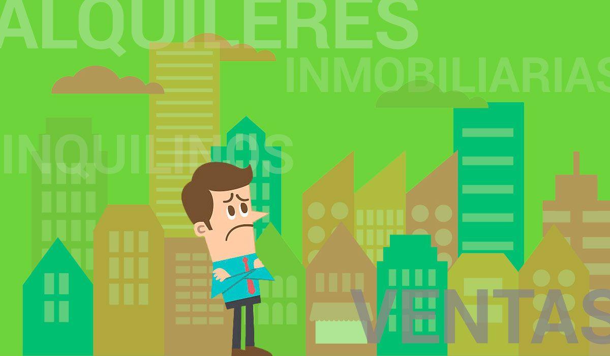 En el primer cuatrimestre de 2019 cerraron más de 900 inmobiliarias en Ciudad y provincia de Buenos Aires