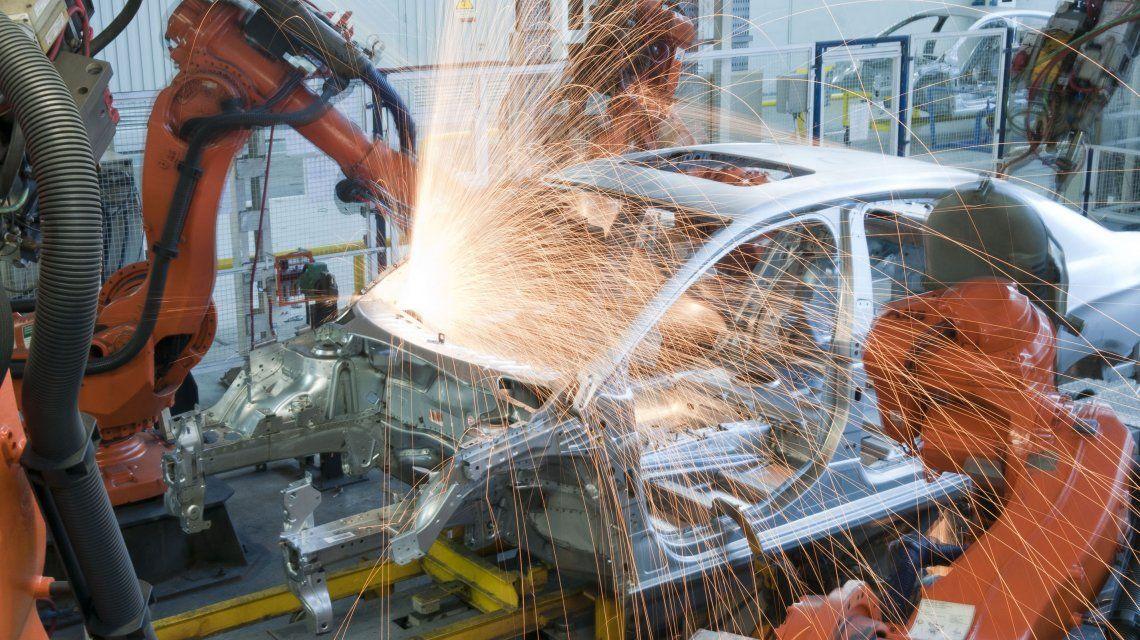 El derrumbe de la industria automotriz no se detiene: cayó 25,7% en septiembre