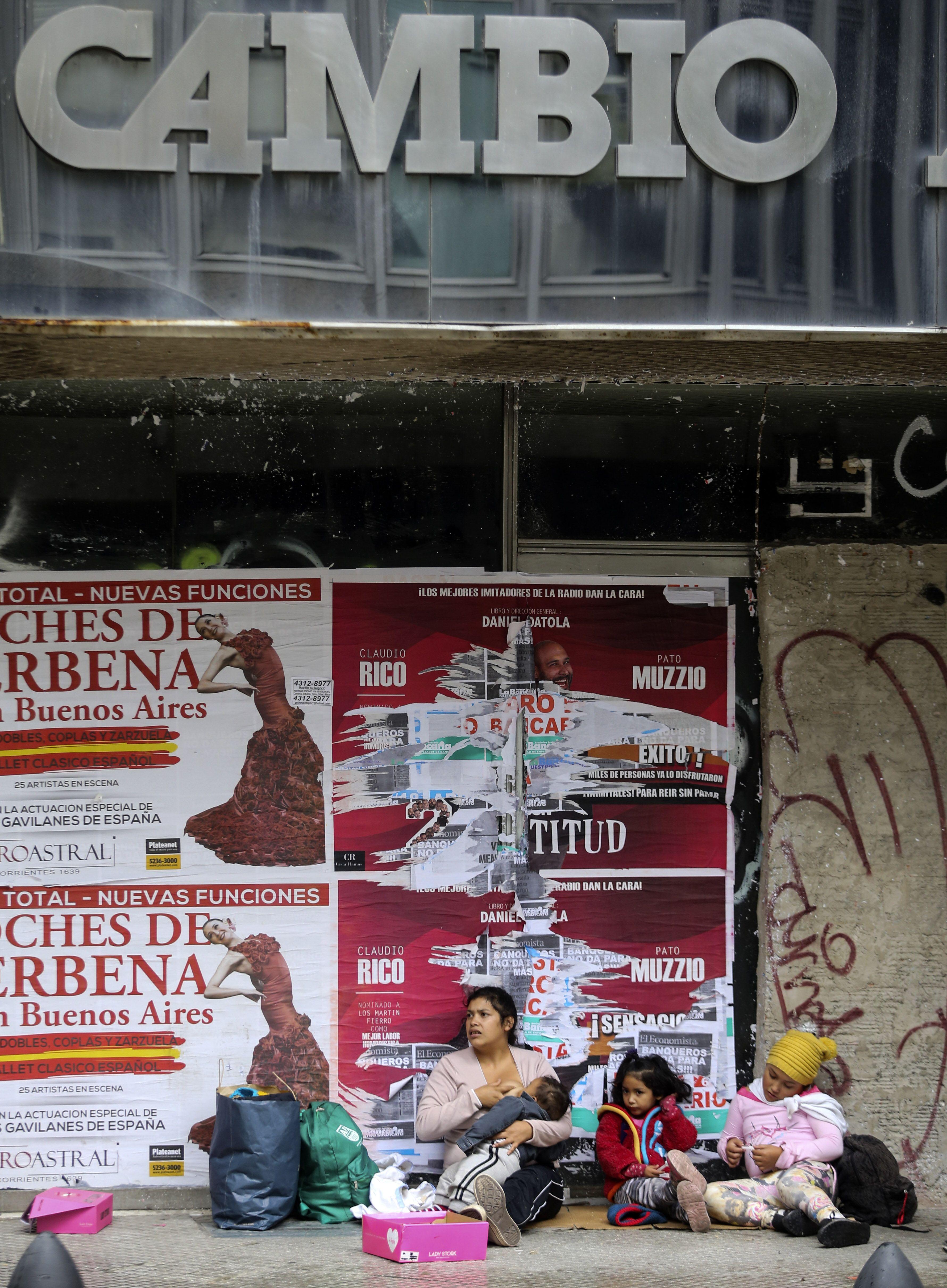 Pobreza: 1,6 millones de menores argentinos no tiene las cuatro comidas diarias