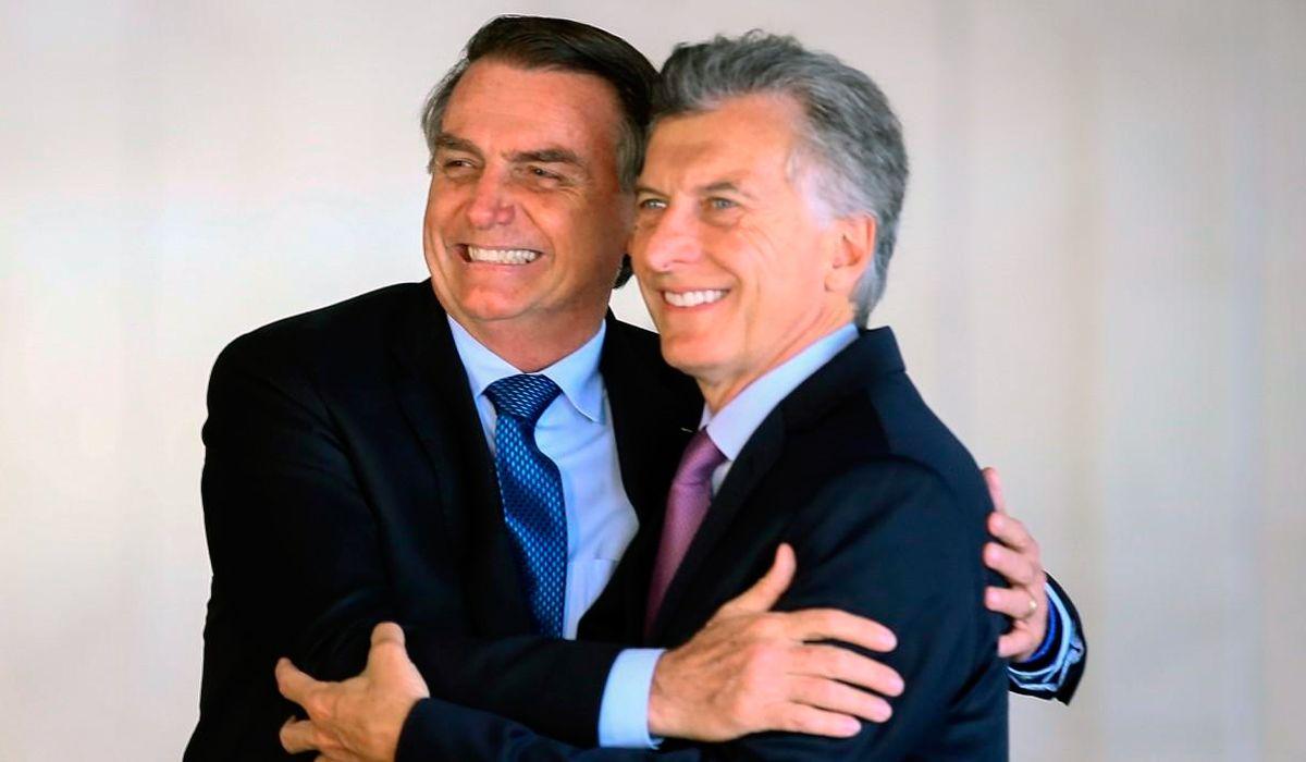 Bolsonaro hace su primera visita de Estado a la Argentina y se reúne con Macri