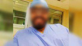 Jonathan DAlessandro, el traumatólogo denunciado de abuso.