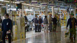 General Motors para su producción durante un mes y suspende a 1500 trabajadores