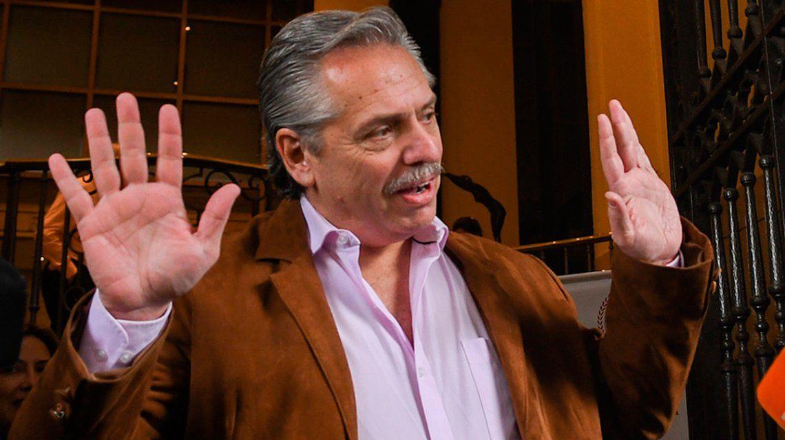 Alberto Fernández: Hacer un debate presidencial con un mentiroso no tiene sentido
