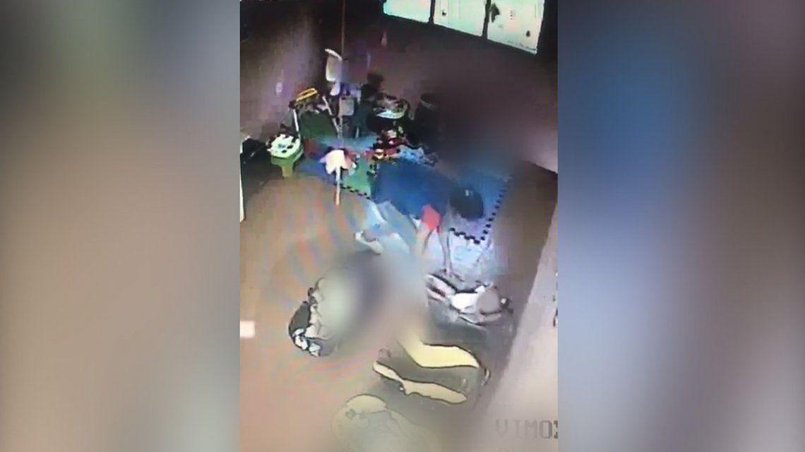 La Plata: Se conocieron más videos de la maestra maltratando a otros nenes en el jardín