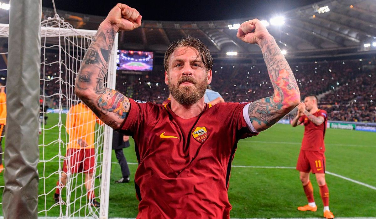 Foto: @OfficialASRoma