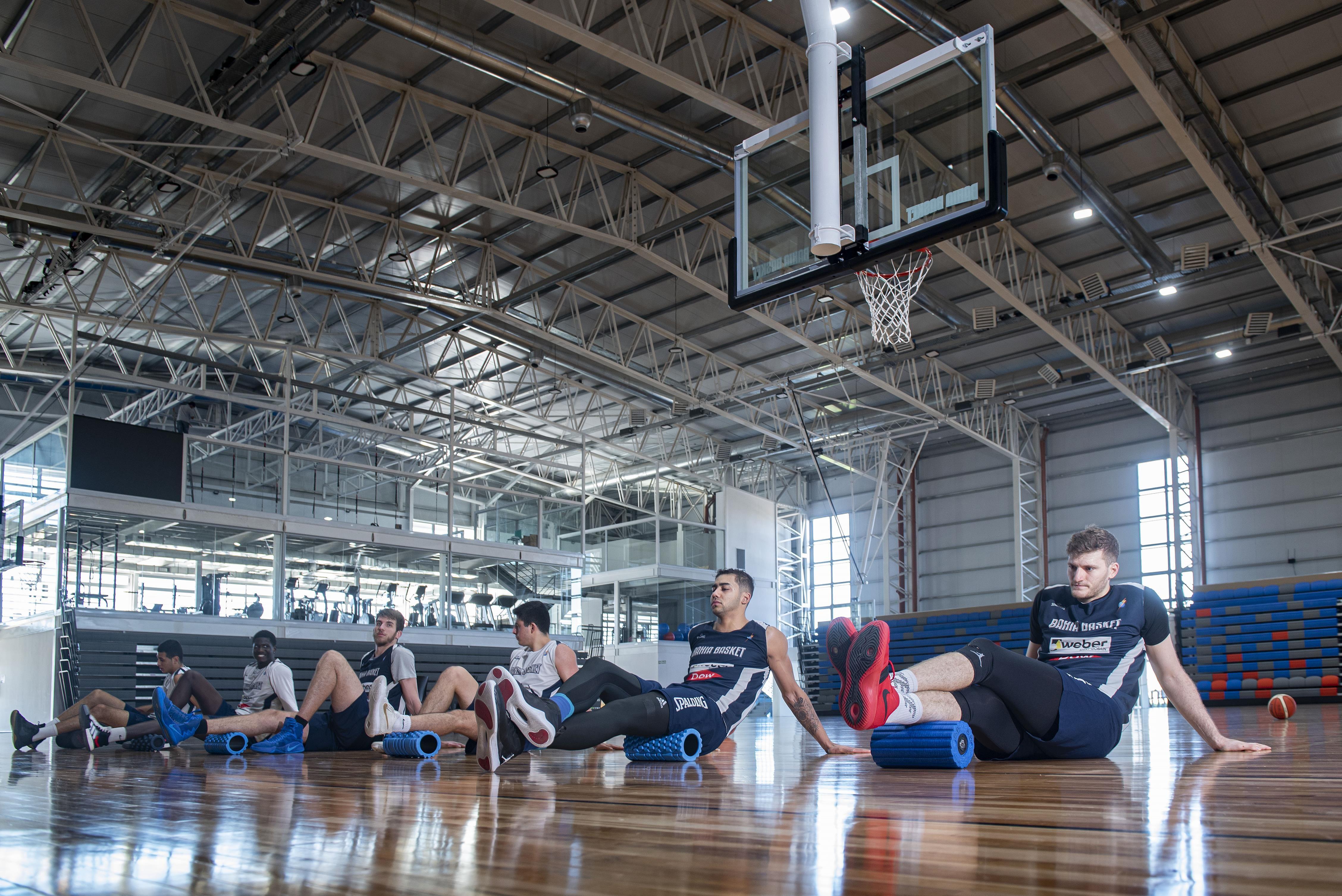 8dcd58c8740 Mucho más que la casa del equipo profesional Bahía Basket. El Dow Center  aloja una