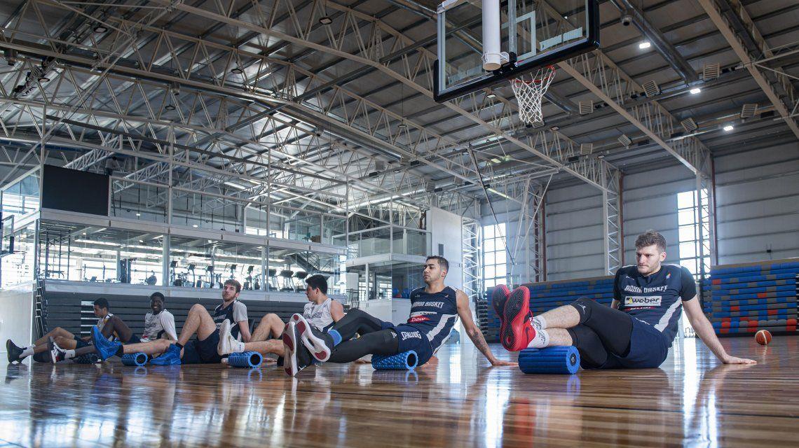 Mucho más que la casa del equipo profesional Bahía Basket. El Dow Center aloja una escuela de alto rendimiento para todos