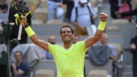 Ya están definidas las semis del Roland Garros