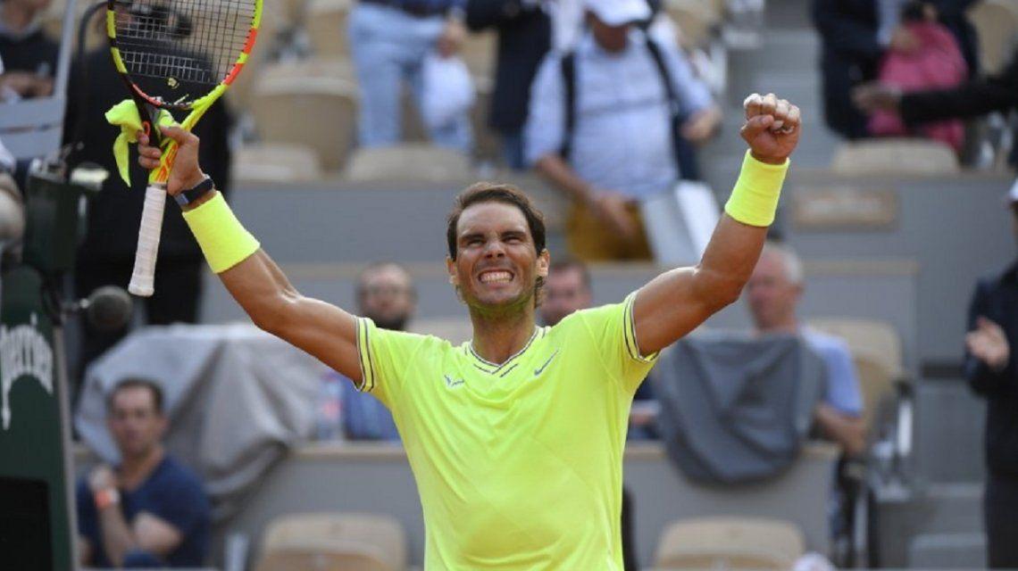 US Open: Schwartzman perdió en cuartos de final ante Nadal
