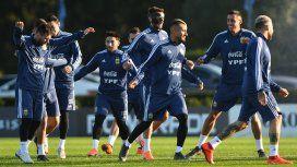 Tagliafico y Di María, al banco: las sorpresas de Scaloni para el amistoso de Argentina ante Nicaragua