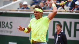 Otra vez, Nadal campeón del Roland Garros