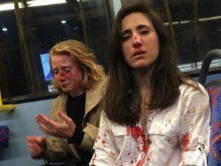 ataque homofobico en londres: liberaron a los detenidos por agredir a una pareja de mujeres