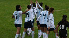 La Selección vuelve a la acción mundialista tras 12 años (Foto: @Argentina)