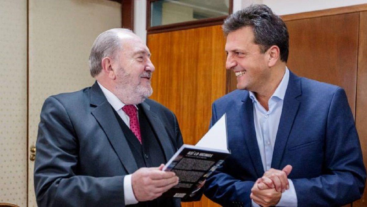 Para Carlos Verna ya es un hecho el acuerdo entre Massa y el PJ kirchnerista