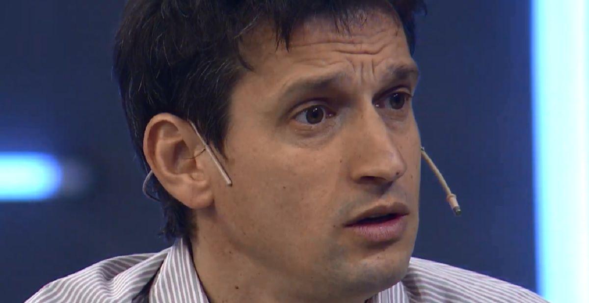 Diego Lagomarsino: Que digan que soy un asesino me revuelve las tripas