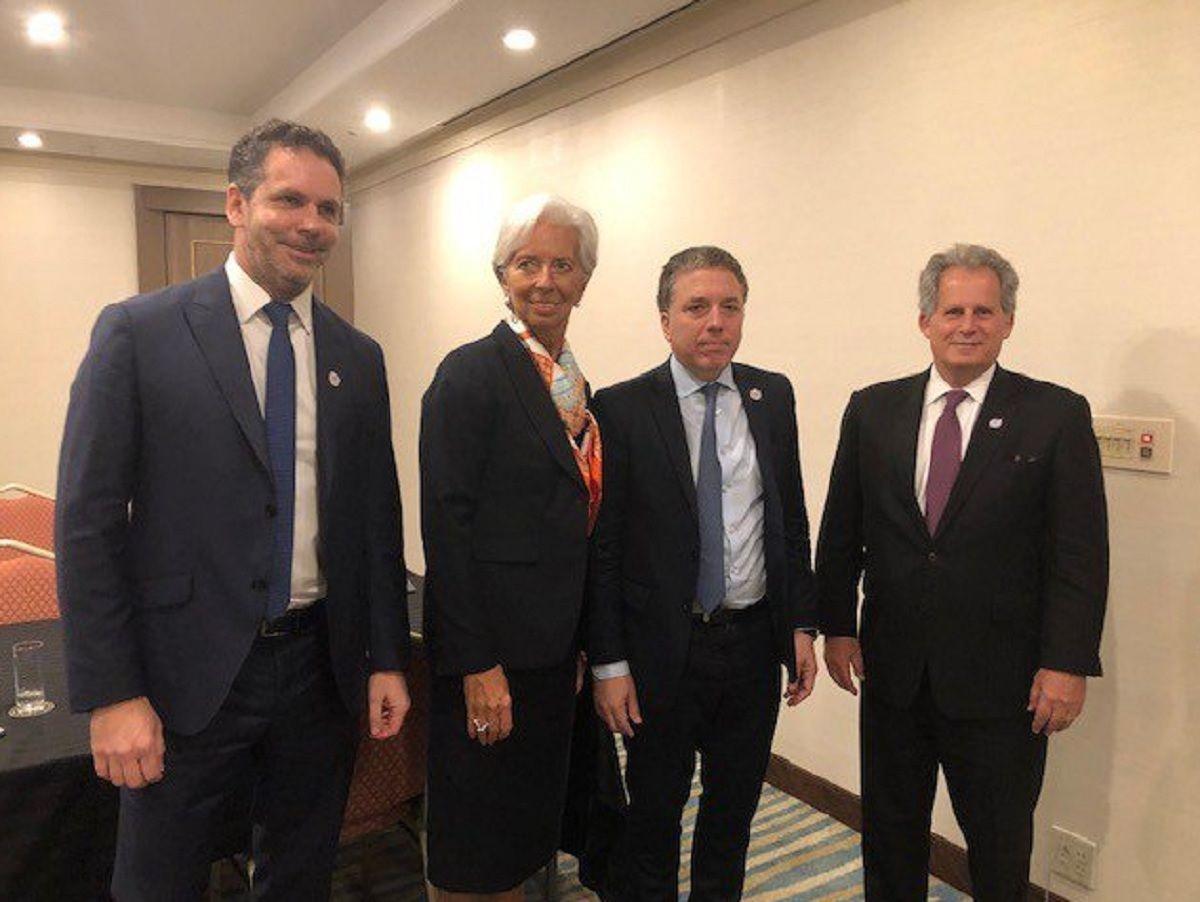 Lipton, con la llave para dar tranquilidad a la campaña de Macri