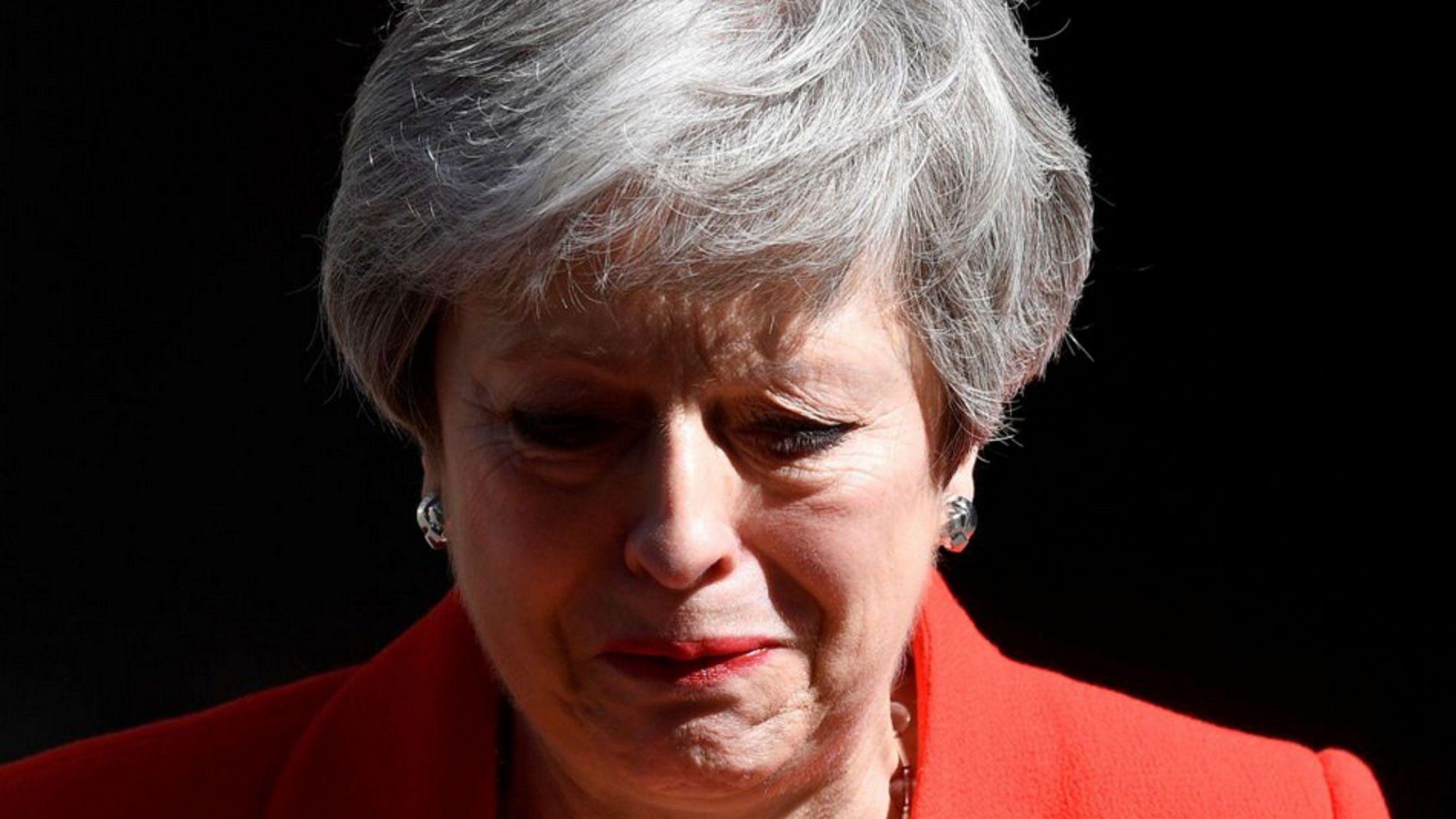 Theresa May dejó de ser la primera ministra de Gran Bretaña