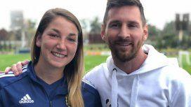 Aldana Cometti: Mi sueño es que el fútbol femenino se equipare al masculino