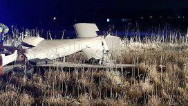 Un piloto murió al estrellarse con su avioneta en Escobar
