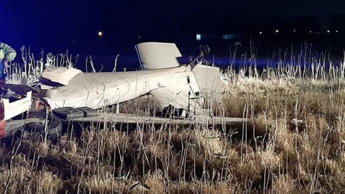 Escobar: un piloto murió al estrellarse con su avioneta en el Aeroclub