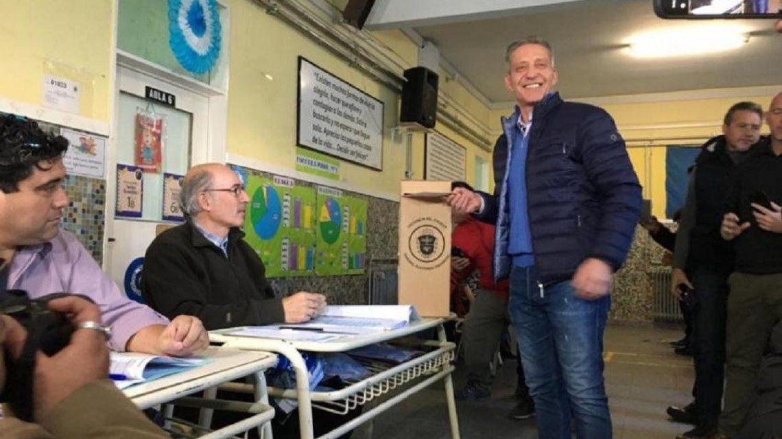 Chubut: ganó el actual gobernador Mariano Arcioni con más del 38%