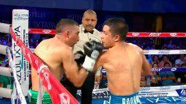 Boxeo: el mexicano Orucuta perdió por KO y ahora pelea por su vida