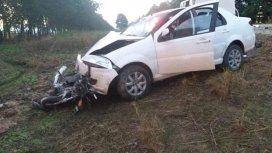 VIDEO: Un taxista que manejaba borracho atropelló y mató a su primo