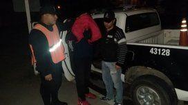 Bahía Blanca: un hombre arrojó a su pareja a una fogata tras una discusión