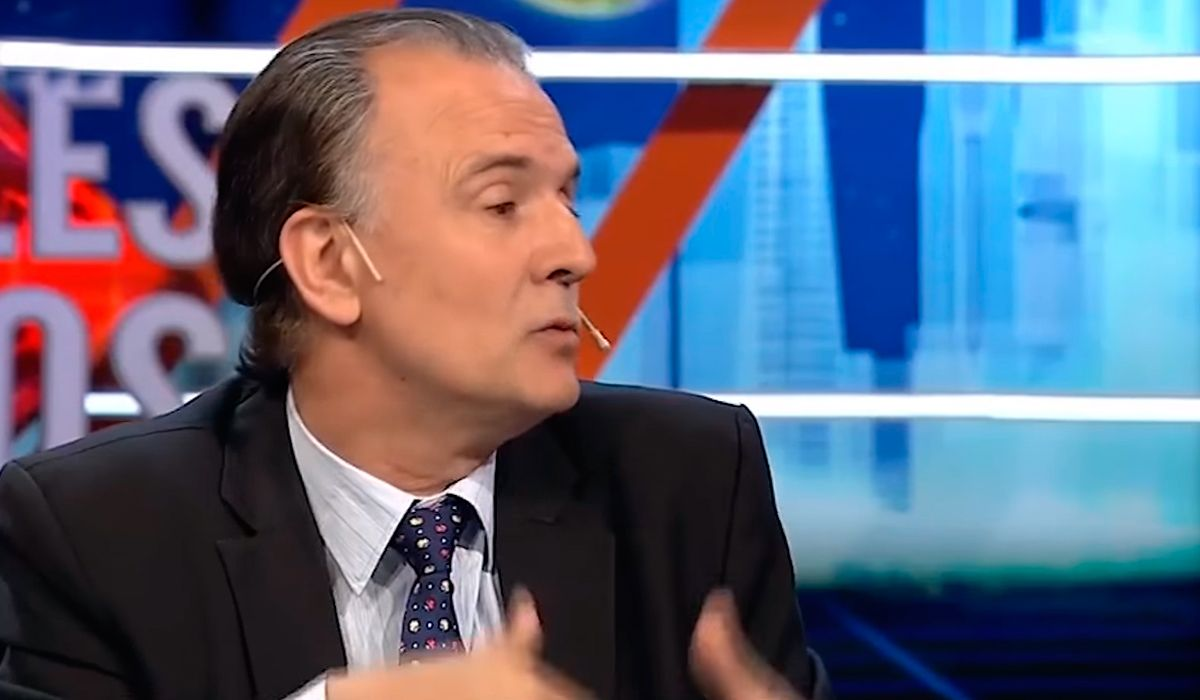 PeriodistaDaniel Santoro