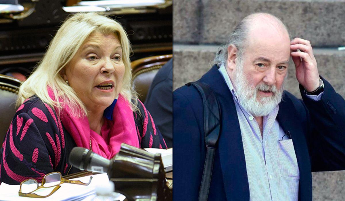 Ramos Padilla invitó a declarar a Carrió, Zuvic, Oliveto y Bonadio por la causa de espionaje ilegal