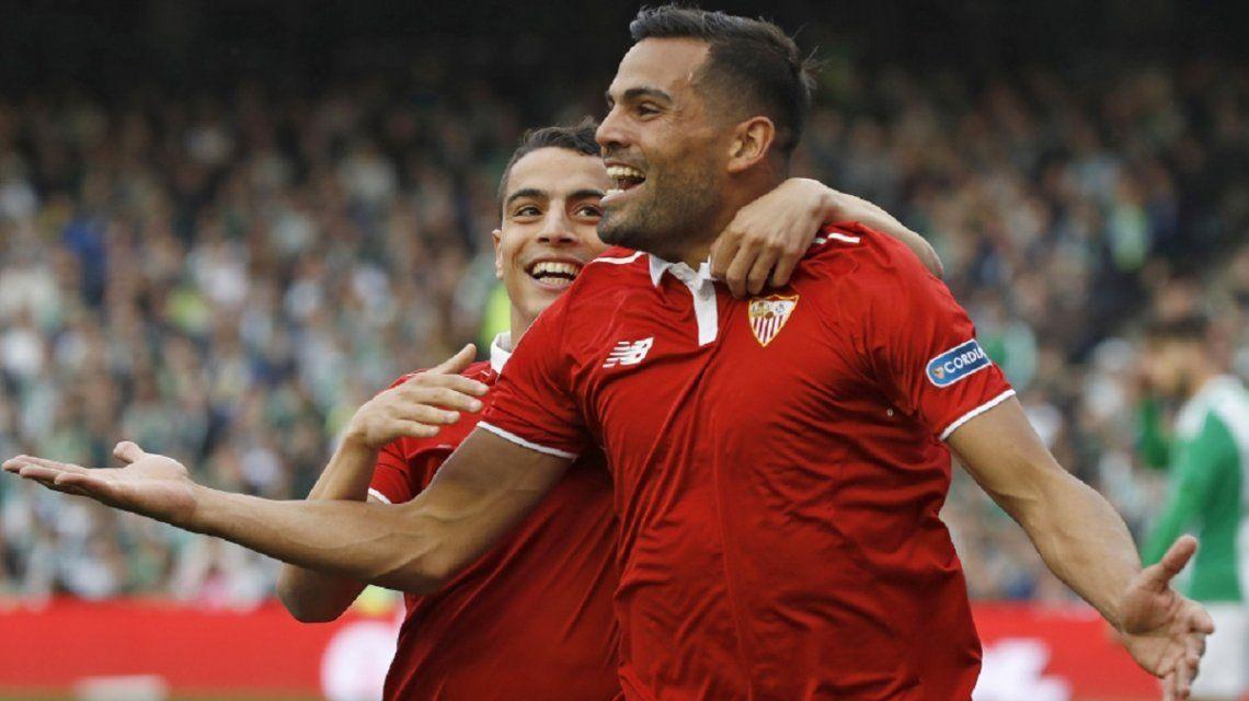 Tras quedarse afuera de la Copa América, Gabriel Mercado deja el Sevilla y jugará el Al Rayyan de Qatar