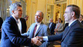 Macri y Pichetto se reúnen en Olivos: Hace falta un proceso de unidad nacional, dijo el senador