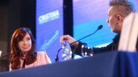 Cristina: El país va a atravesar más dificultades de las que tenemos