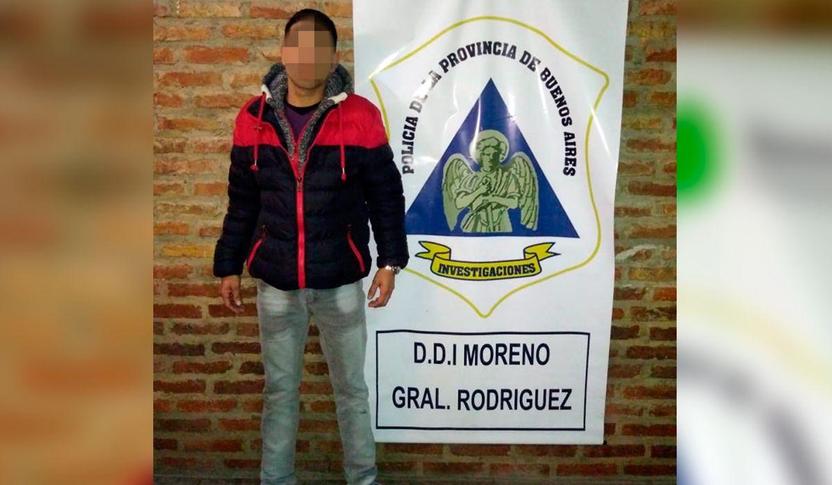 Moreno: detuvieron al conductor que atropelló y arrastró 50 metros a un joven