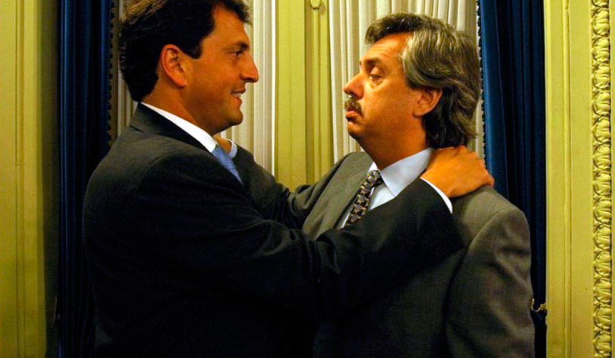 Se cerró el acuerdo electoral entre Alberto Fernández y Sergio Massa