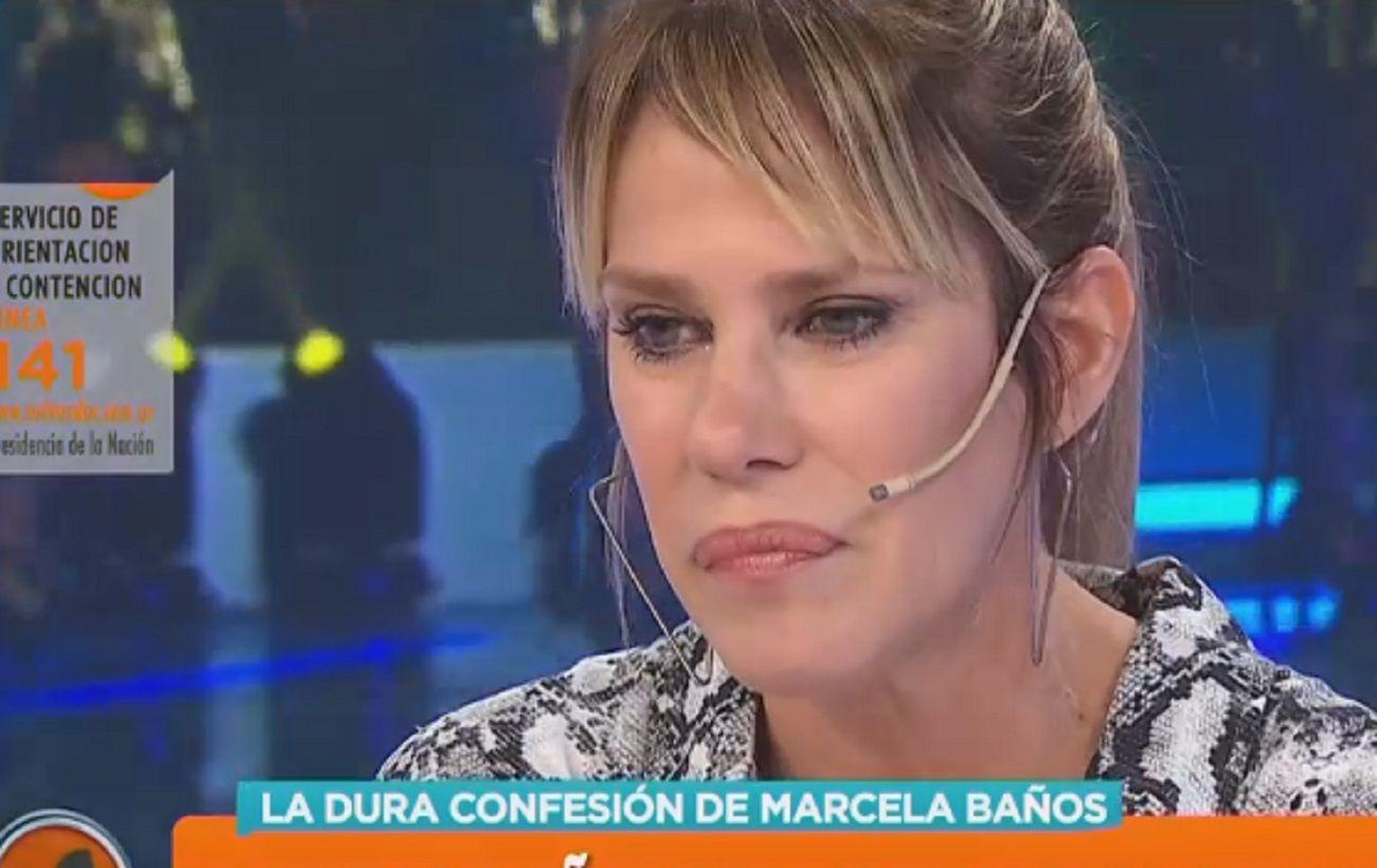 Marcela Baños contó que fue violada y estuvo a punto de caer en una red de trata