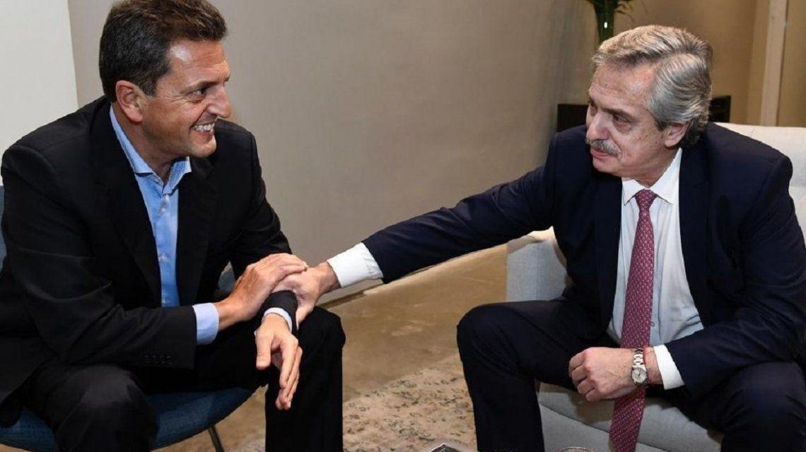 Sergio Massa y Pino Solanas encabezan las listas del Frente de Todos en Provincia y Ciudad