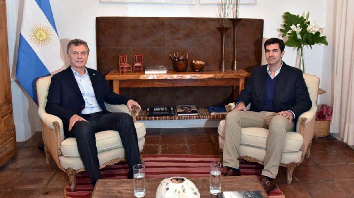 Urtubey reveló que Macri le ofreció ser su compañero de fórmula