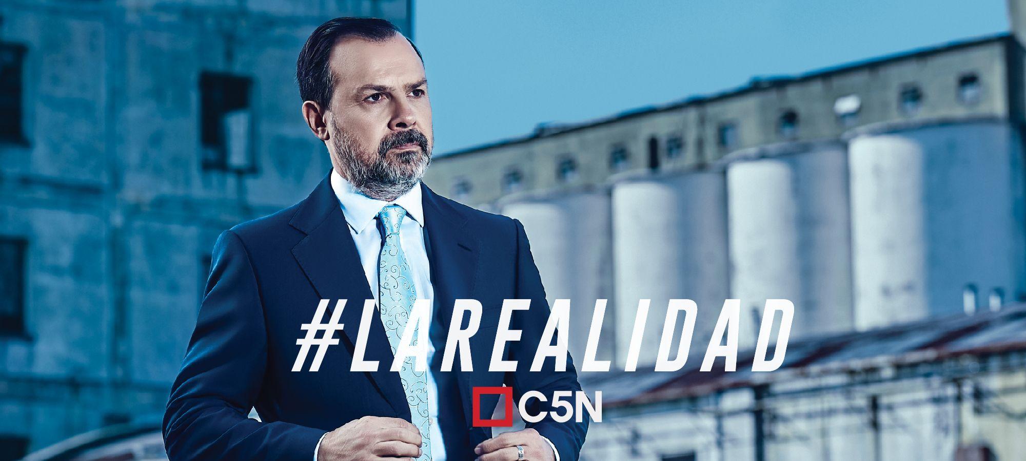 La nueva campaña de C5N: #LaRealidad