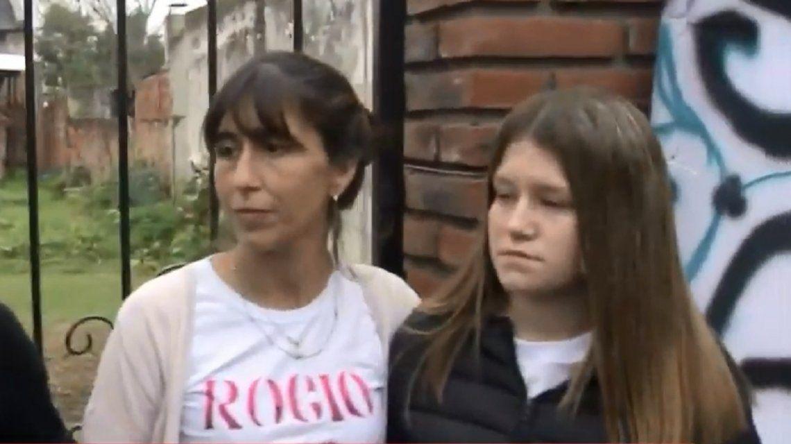 La mamá de Rocío: Ella no recuerda nada de lo que pasó la noche de la masacre