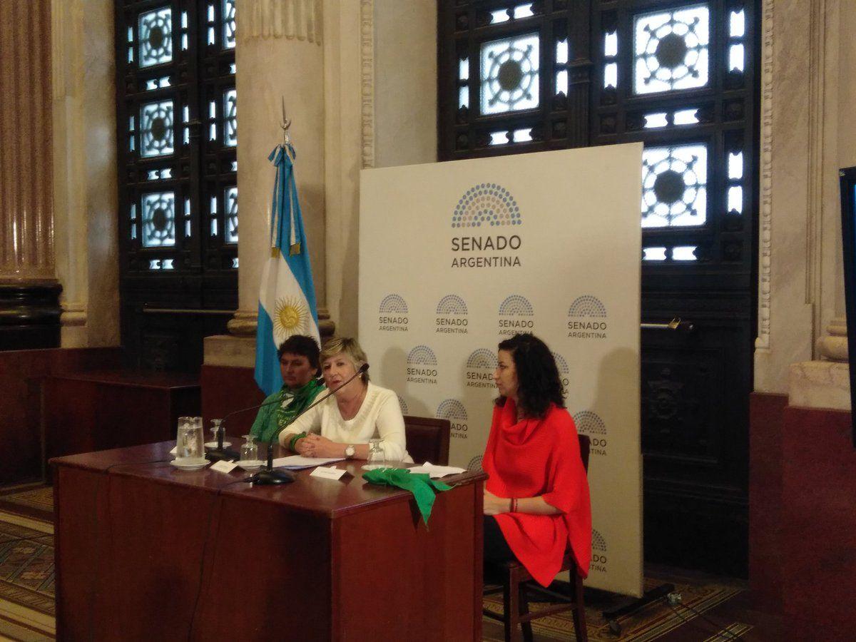 Senadora Nancy González